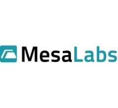 Image for Mesa Laboratories, Inc. (NASDAQ:MLAB) Shares Sold by Martingale Asset Management L P