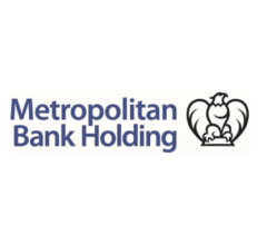 Image about Metropolitan Bank Holding Corp. (NYSE:MCB) Shares Sold by BlackRock Inc.