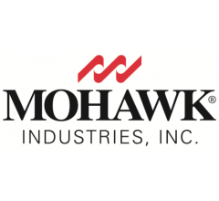 Image for Aviva PLC Has $3.78 Million Position in Mohawk Industries, Inc. (NYSE:MHK)