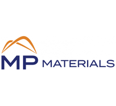 Image for MP Materials (NYSE:MP) Trading Up 5.9%