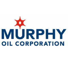 """Image for Murphy Oil Co. (NYSE:MUR) Given Average Rating of """"Hold"""" by Brokerages"""