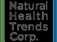 Natural Health Trends (NASDAQ:NHTC) Shares Up 10.8%