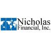Nicholas Financial, Inc. (NICK) CFO Purchases $18,793.80 in Stock