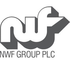 Image for NWF Group plc (LON:NWF) Insider Rob Andrew Sells 10,000 Shares