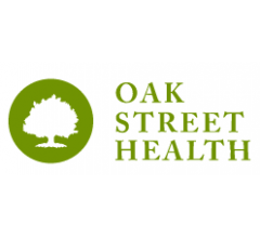 Image for Oak Street Health, Inc. (NYSE:OSH) COO Geoffrey M. Price Sells 50,000 Shares