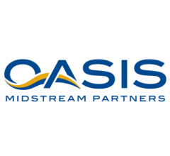 """Image for Oasis Midstream Partners (NASDAQ:OMP) Raised to """"B"""" at TheStreet"""