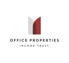 Image for Prudential Financial Inc. Sells 12,920 Shares of Office Properties Income Trust (NASDAQ:OPI)