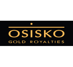 Image for Osisko Gold Royalties (NYSE:OR) Sees Large Volume Increase