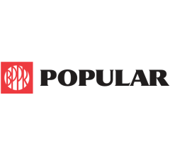 Image for Popular (NASDAQ:BPOP) Releases Quarterly  Earnings Results, Beats Estimates By $0.85 EPS