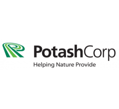 Image for Potash Corp Receives New Coverage from Analysts at TheStreet (POT)