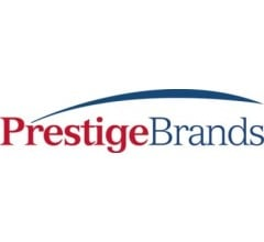 Image for Prestige Consumer Healthcare Inc. (NYSE:PBH) Expected to Announce Earnings of $0.99 Per Share