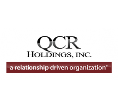 Image for Citigroup Inc. Has $326,000 Position in QCR Holdings, Inc. (NASDAQ:QCRH)