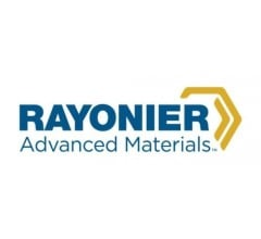 Image for Dimensional Fund Advisors LP Acquires 137,716 Shares of Rayonier Advanced Materials Inc. (NYSE:RYAM)