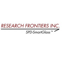 Image for Research Frontiers (NASDAQ:REFR) Share Price Passes Above 200 Day Moving Average of $2.40
