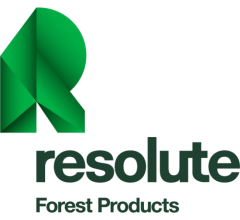 Image for Resolute Forest Products (RFP) Scheduled to Post Earnings on Thursday