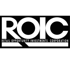 Image for Retail Opportunity Investments Corp. (NASDAQ:ROIC) Announces $0.11 Quarterly Dividend