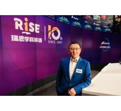 Image for RISE Education Cayman Sees Unusually Large Options Volume (NASDAQ:REDU)