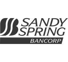 Image for Sandy Spring Bancorp (NASDAQ:SASR) Shares Gap Down to $44.57