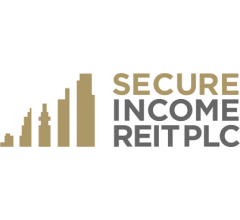 Image for Secure Income REIT (LON:SIR) Announces GBX 3.95 Dividend