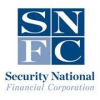 Security National Financial  Receives Daily Media Sentiment Rating of -0.02