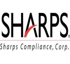Image for Sharps Compliance Corp. (NASDAQ:SMED) Expected to Announce Earnings of $0.21 Per Share