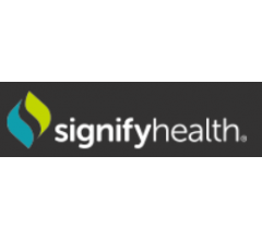 Image for Head to Head Comparison: Signify Health (NYSE:SGFY) vs. LHC Group (NASDAQ:LHCG)