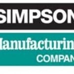 Brokerages Expect Simpson Manufacturing Co, Inc. (NYSE:SSD) Will Announce Quarterly Sales of $324.33 Million