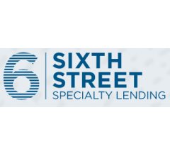 Image for Van ECK Associates Corp Purchases 196,178 Shares of Sixth Street Specialty Lending, Inc. (NYSE:TSLX)