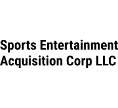 Image for Sports Entertainment Acquisition Sees Unusually High Options Volume (NYSE:SEAH)