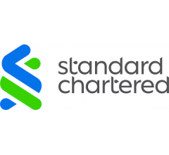 Image for Barclays Upgrades Standard Chartered (OTCMKTS:SCBFY) to Equal Weight
