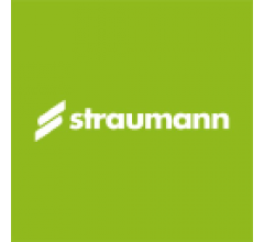 Image for Straumann Holding AG (OTCMKTS:SAUHY) Receives $1,745.00 Average Target Price from Analysts