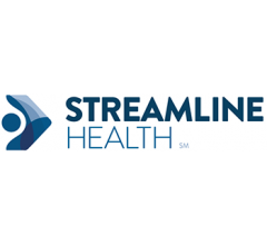Image for Streamline Health Solutions (NASDAQ:STRM) Releases  Earnings Results