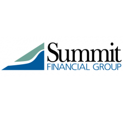 Image for Summit Financial Group (NASDAQ:SMMF) Announces Quarterly  Earnings Results, Beats Expectations By $0.01 EPS