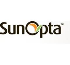 Image for Analysts Anticipate SunOpta Inc. (NASDAQ:STKL) Will Post Quarterly Sales of $206.76 Million