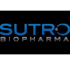Image for Janus Henderson Group PLC Sells 20,441 Shares of Sutro Biopharma, Inc. (NASDAQ:STRO)