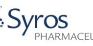 "Syros Pharmaceuticals  Downgraded by BidaskClub to ""Sell"""