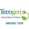 Tecogen  Rating Lowered to Sell at ValuEngine