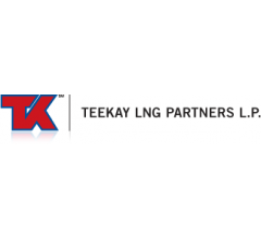Image for $139.53 Million in Sales Expected for Teekay LNG Partners L.P. (NYSE:TGP) This Quarter