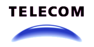 Telecom Argentina  Stock Price Passes Above Two Hundred Day Moving Average of $11.46