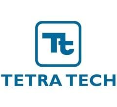 Image for Tetra Tech (NASDAQ:TTEK) Updates Q4 2021 Earnings Guidance