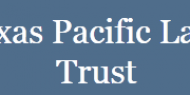 Short Interest in Texas Pacific Land Trust  Drops By 10.8%