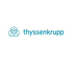 """Image for thyssenkrupp (OTCMKTS:TKAMY) Receives """"Underweight"""" Rating from Barclays"""