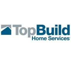 Image for Citigroup Inc. Acquires 5,435 Shares of TopBuild Corp. (NYSE:BLD)