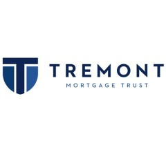 Image for Tremont Mortgage Trust (NASDAQ:TRMT) Announces  Earnings Results, Hits Expectations