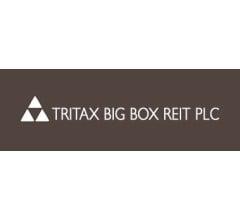 Image for Tritax Big Box REIT (LON:BBOX) Hits New 1-Year High at $203.60