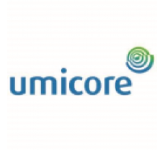 Image for Umicore (OTCMKTS:UMICY) Given Hold Rating at Deutsche Bank Aktiengesellschaft