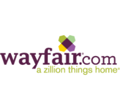 Image for $0.05 Earnings Per Share Expected for Wayfair Inc. (NYSE:W) This Quarter
