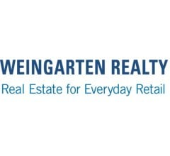 Image for Weingarten Realty Investors (NYSE:WRI) Posts  Earnings Results