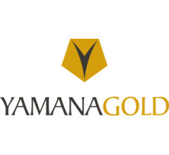 Image for Korea Investment CORP Sells 256,400 Shares of Yamana Gold Inc. (NYSE:AUY)