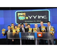 Image for JOYY (NASDAQ:YY) Hits New 12-Month Low at $52.56
